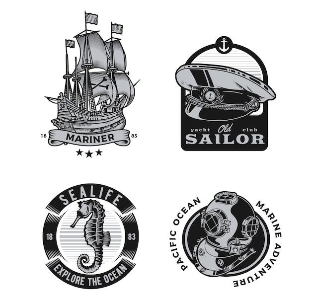Морской дизайн