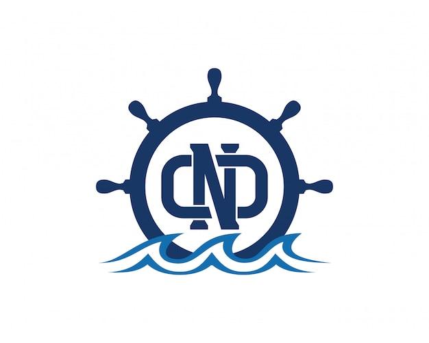 Nautical logo