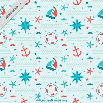 해상 패턴