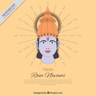 ハッピーラムnavamiの背景