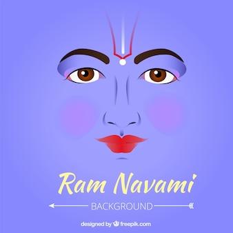 ブルーラムnavamiの背景