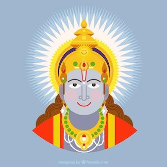 フラットラムnavamiの背景
