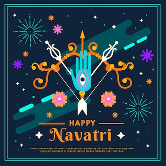 Navratri event celebration