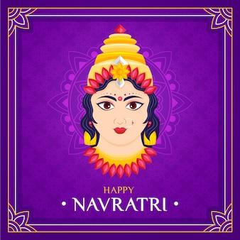 ナヴラトリ祭のコンセプト