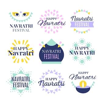 Navratri label collection