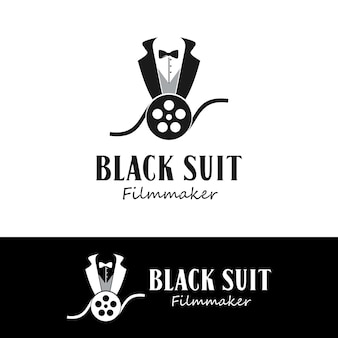 Neat suits and film rolls for filmmakers production design inspiration