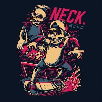 Neck inc