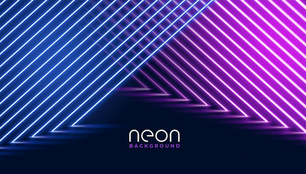 Nediagonal lines purple and pink background