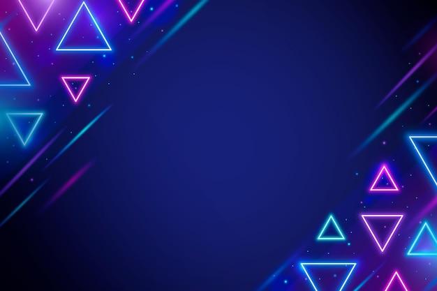 Neon backgrounddesign