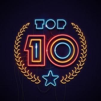 Luce al neon top 10