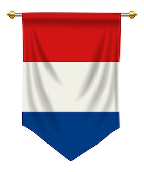 Netherlands pennant