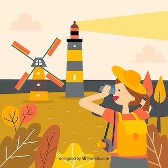 История путешествий в нидерландах