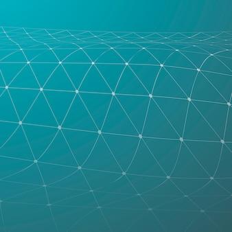 Neural network illustration