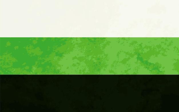 Neutrois sign, neutrois pride flag with texture