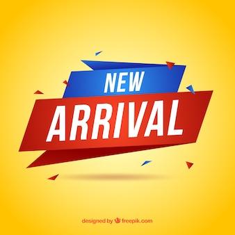 New arrival design