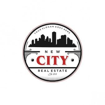 New city logo design