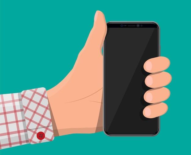 フレームレスエッジディスプレイを搭載した新世代スマートフォン