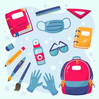New normal school supplies