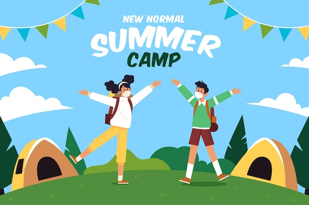 New normal in summer camps