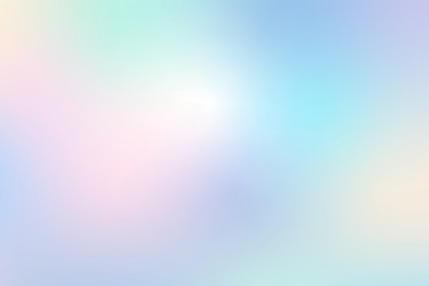 New soft pastel blur gradient background