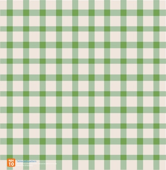 New table cloth green vintage color vector design
