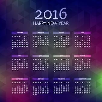 Новый год 2016 календарь