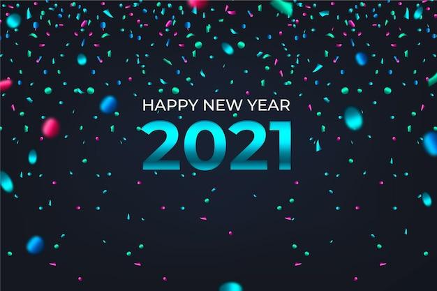 Новый год 2021 фон