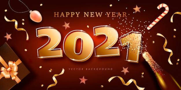 New year baanner