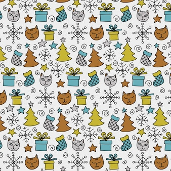 New year's pattern