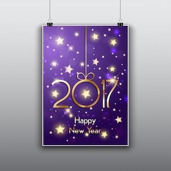 New year stars brochure