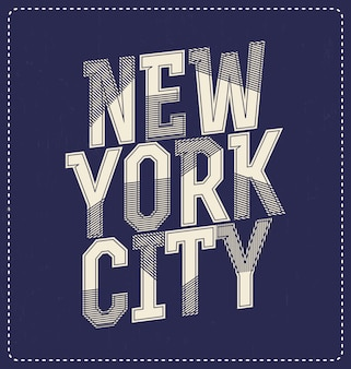 New york background design