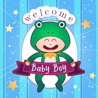 Newborn baby celebration.