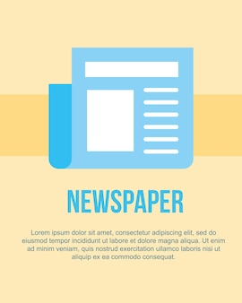 News communication newspaper documentation information