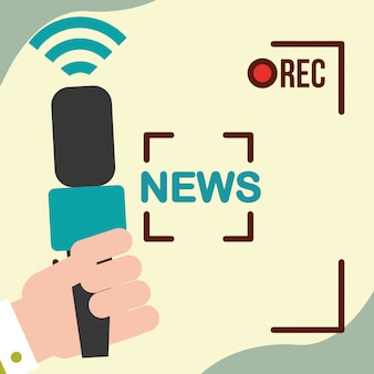 News communication relate