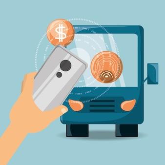 Nfc payment design concept