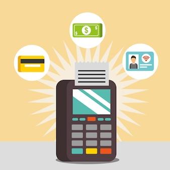 Nfc payment technology