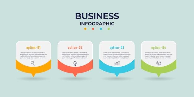 Nfoグラフィックデザインは、ワークフローレイアウト、図、年次報告書に使用できます。
