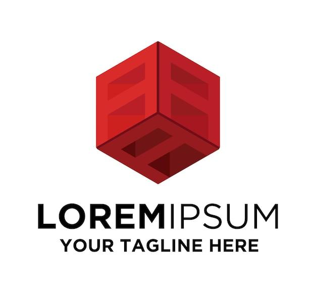 Nft token letter a logo