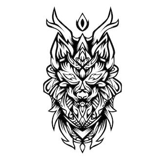 Niaga vector illustration