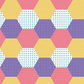 Nice geometric background
