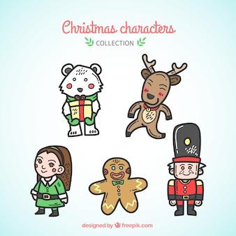 クリスマスの準備ができニース手書きの文字