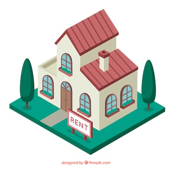 Nice house for rent background