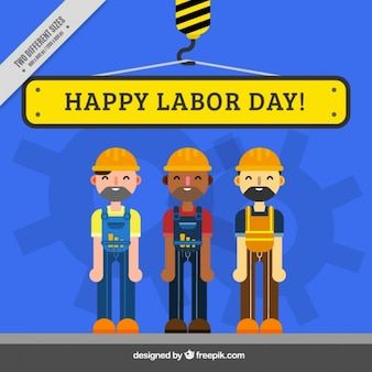 Nice labor day background