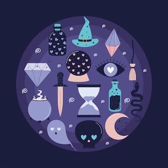 素敵な魔法のポスター