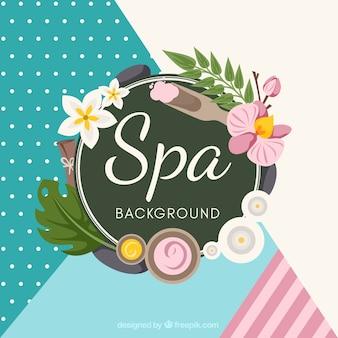 Nice spa background