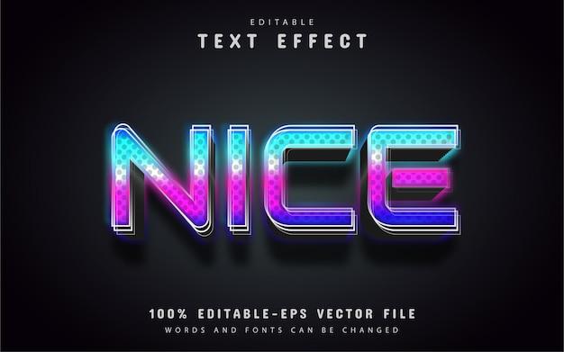 Хороший текст, эффект 3d градиента текста