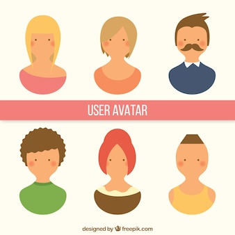 Nice user avatar colecction