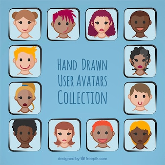 Nice user avatar collection