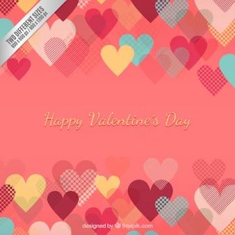 Хороший фон валентина сердца