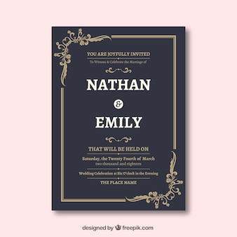 invitation cards designs vectors photos and psd files free download